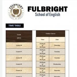Grade 1-4, Grade 5, Grade 6-9, O/L, A/L English classes in Colombo