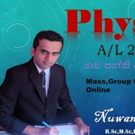 A/l Physics, Science For Technology Classes In Ratnapura