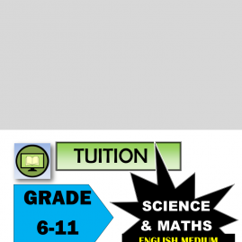 O/L Mathematics, Science classes in Kandy