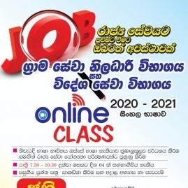Grade 6-9, O/L, A/L Sinhala classes in Colombo