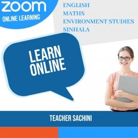 Grade 1-4, Grade 5, Grade 6-9, O/l Mathematics, Sinhala, English, Environmental Studies Classes In Colombo